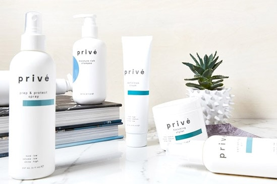 Prive Product Shot