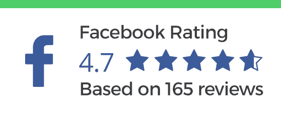 Facebook Customer Review Rating