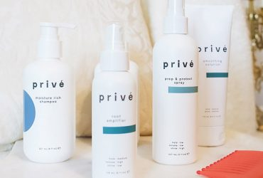 Privé Brand - Smoothing Solution