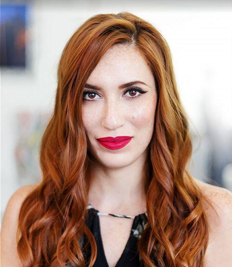 Jessie Dee - Privé Salon Marketing Manager
