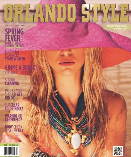 Orlando Style Magazine - March 2012
