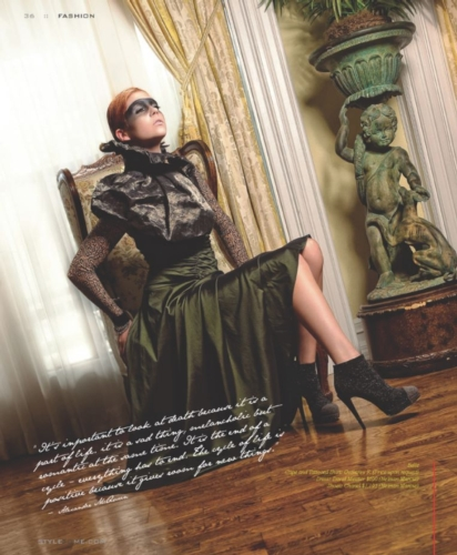 Orlando Style Magazine - September 2011