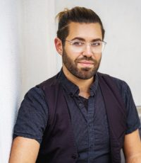 Nicholas Manderelli - Senior Colorist