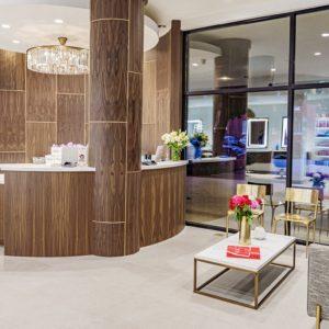 Prive Salon & Spa Front Desk