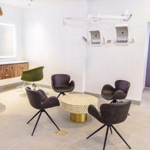 Beauty Spa Waiting Area
